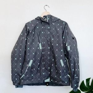 686 Smarty 3 in 1 Snow Jacket Gray Small